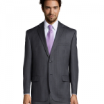Blue Lion brand - grey suit