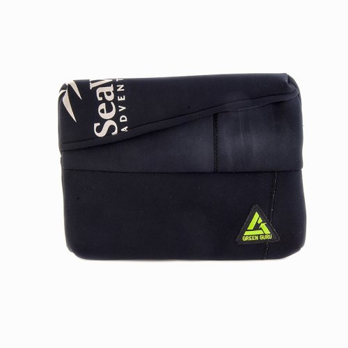 Green Guru Laptop Sleeve-Recycled Wetsuit