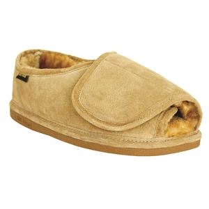 Old Friend Men's Step-In Slippers