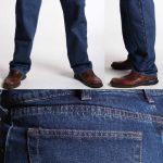 Grand River Blue Classic Relaxed 181 Fit Jeans-Blue