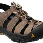 Keen Men's sandals - newport, color - bison