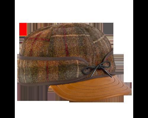 d51ef1cea Original Stormy Kromer Cap With Goatskin Leather Brim-50100