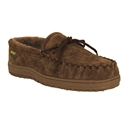 Old Friend Women's Loafer Moccasin - dark brown