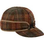 Stormy Kromer original cap - partridge plaid