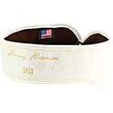 Stormy Kromer convertible - winter white