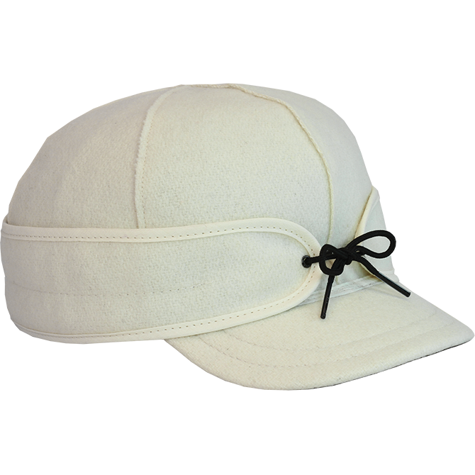 Ida Kromer cap - winter white
