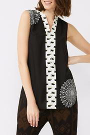 Mika sleeveless top