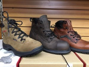 Select Red Wing 50% off. Limited supply