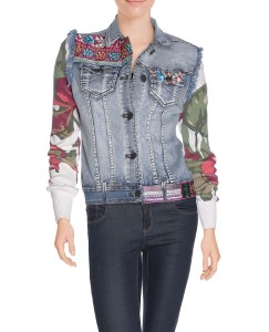 DSG 61E29N1 denim jacket 1