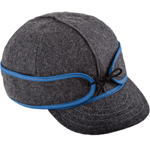 Stormy Kromer Original Benchwarmer - Blue and Gray