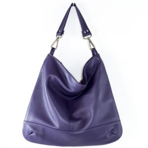 Sven hobo handbag - purple
